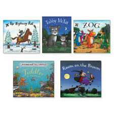 Julia Donaldson & Axel Scheffler Collection of 5 Board Books (RRP £33.95)