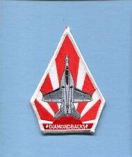 VFA-102  DIAMONDBACKS NAVY F-18 HORNET RISING SUN Squadron Coffin Shoulder Patch