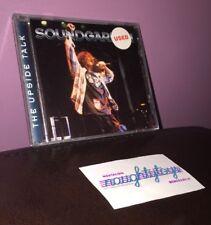 Soundgarden The Upside Talk 1996 Interview Disc Rockview Poster Insert VTG Rare