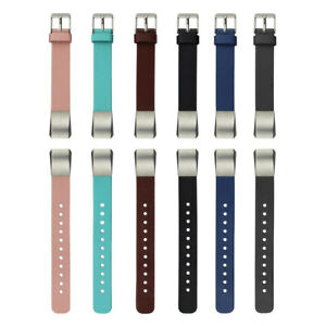 Fitbit Alta Leather Replacement Wristband Strap Band Bracelet