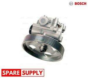 HYDRAULIC PUMP, STEERING SYSTEM FOR PEUGEOT BOSCH K S00 000 142