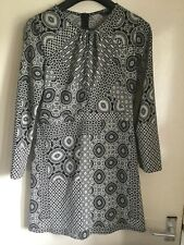 Zara Floral Pattern Dress Size M Excellent Condition