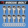 SBC BBC TIMING COVER BOLTS STAINLESS STEEL KIT SMALL BIG BLOCK CHEVY 350 427 454