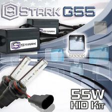 Stark 55W Micro HID Fog Light Slim Xenon Kit - H10 9145 5K 5000K White (P)