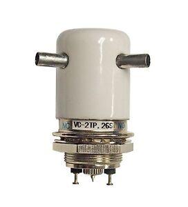 New Vacuum SPDT Antenna Relay VC-2 26VDC for HF Amplifier - Greenstone