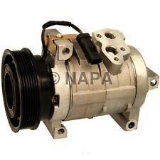 A/C Compressor and Clutch-HEMI NAPA/TEMP-TEM 275695