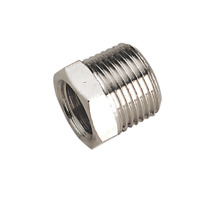 """SA1/3814F Sealey Adaptor 3/8""""BSPT Male to 1/4""""BSP Female [Accessories]"""