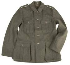 German Heer M40 tunic size 54 fieldgrey waffen wool size 54 L WW II