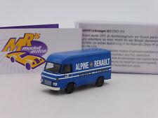 "Brekina 14626 # Saviem SG2  Baujahr 1965 "" Alpine Renault Service Courses "" 1:87"