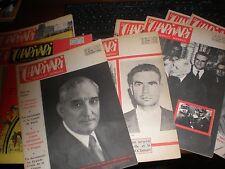 LOT 61 N° LE CHARIVARI ANNEES 1957-1965/EXTRÊME-DROITE/ALGERIE FRANCAISE