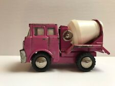 Vintage Louis & Marx Toy Co. Steel Cement Mixing Truck