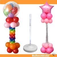 Luftballon Säule Selbstbau Ballon Turm Ständer Hochzeit Geburtstag DIY