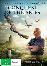 Conquest of the Skies with David Attenborough DVD NEW