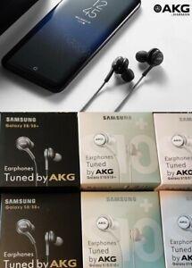 Original AKG Samsung Galaxy Ecouteurs Kit Main Libre Son Haute Qualité Basses+++