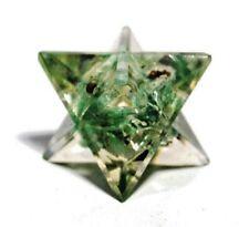 Crystal For Comfort - Green Aventurine Orgone Orgonite Gem Merkaba Star Keepsake