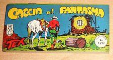 ED.BONELLI  SERIE ROSSA RACCOLTINA  TEX STRSCIA   N° 80  1956  ORIGINALE !!!!!