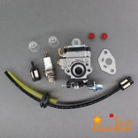 Carburetor Fuel Line Kit For Walbro WYJ-138 WYK-186 Echo SRM PB PAS 260 261 T242