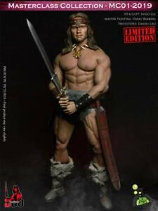 1/6 Kaustic Plastik MC01-2019 Conan the Barbarian Accessories Suit W/Head Scuplt