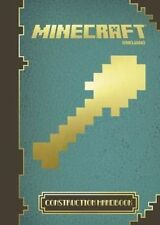 Minecraft: The Official Construction Handbook, , Very Good Book
