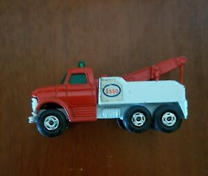 MATCHBOX SUPERFAST MB-71 FORD HEAVY WRECK TOW TRUCK IN USED CONDITION UNBOXED