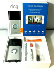 RING Video Doorbell WiFi 720P HD Motion Detection