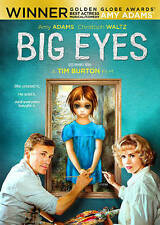 Big Eyes   New DVD