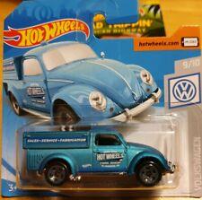 Hot Wheels #47 '49 VOLKSWAGEN VW BEETLE PICKUP Pick-Up Blue NEW 2019 short card