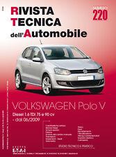 Manuale tecnico di riparazione e manutenzione dell'auto-Volkswagen Polo V