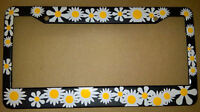 DAISEY Flowers Dasies License Plate Frame