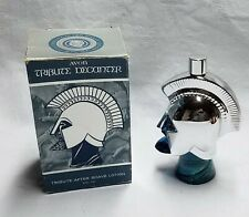 Vintage Avon Tribute Decanter After Shave Lotion, 6 oz, Full, Iob