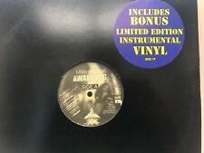 Lord Finesse The Awakening LP + Bonus instrumental record Promo