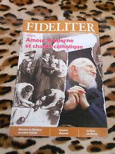 Revue - FIDELITER n° 191, 2009