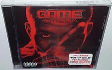 THE GAME THE R.E.D. ALBUM (2011) BRAND NEW SEALED CD DR DRE SNOOP DOGG DRAKE