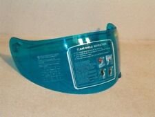 "Blue Face Shield for KBC ""VR3"" ""VR2"" & ""TK9F"" Helmets"