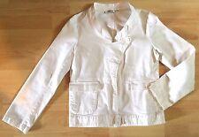 COMPTOIR DES COTONNIERS - Veste blouson blanc coton - Taille 38