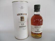 Aberlour Whisky Highland Single Malt 12 Jahre 48% Vol 0,7 L mit Geschenkbox