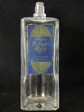 Bouteille / Flacon de parfum  Rêve d'or L. T. Piver Paris. Collection parfumerie