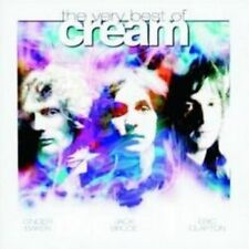 NEW; CREAM - THE VERY BEST OF... CD. 1995 RELEASE. SEE MY OTHER CREAM CD-SUPERB.