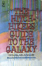 The Hitch Hiker's Guide to the Galaxy by Douglas Adams (Paperback, 1981)