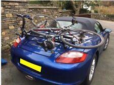 Porsche Boxster Bike Rack/ Bike Carrier / Boot Rack