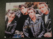 LEGEND HENRY WINKLER RARE AUTO LORDS OF FLATBUSH 8X10 W/ SLY STALLONE & COA !