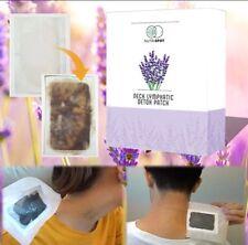Nutrispot Neck / Foot Lymphatic Detox Patch x10pk In Box UK seller fast