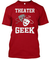 Easy-care Theater Geek - Hanes Tagless Tee T-Shirt Hanes Tagless Tee T-Shirt