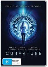 Curvature (Brand New Region 4 DVD, 2017) Lyndsy Fonseca
