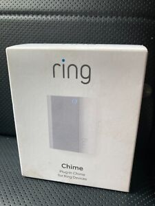 Ring Chime Wireless 2nd Gen Video Doorbells Cameras 842861110340 generation new