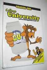 College University - Season 1 DVD Animation Comedy (2005) NEW Cartoon