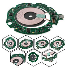 ST 10W Qi Fast Wireless Charger Module PCBA Circuit Board+Coil Charging