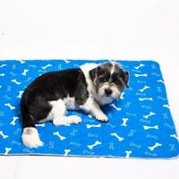 Pet Dog Cat Pee Pad Multi-Layer Absorption Mat Washable F5E6