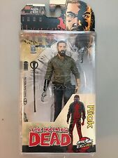 The Walking Dead Comic Rick Grimes Figure Toy Full Color Mcfarlane - ECCC 2016