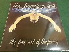 70's LP Boomtown Rats, The – The Fine Art Of Surfacing 1979 Album VG++ Chk pics